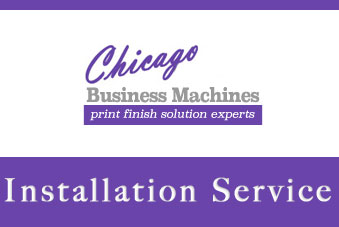 Complete Graphic Print Industry Installation in Chicago, Illinois