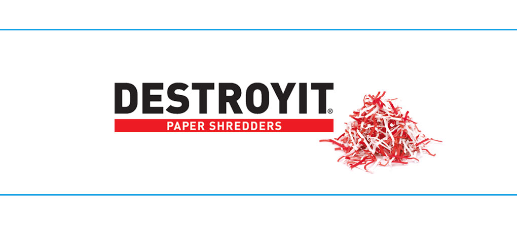Destroyit Paper Shredders for sale from Chicago Business Machines in Chicago, Illinois