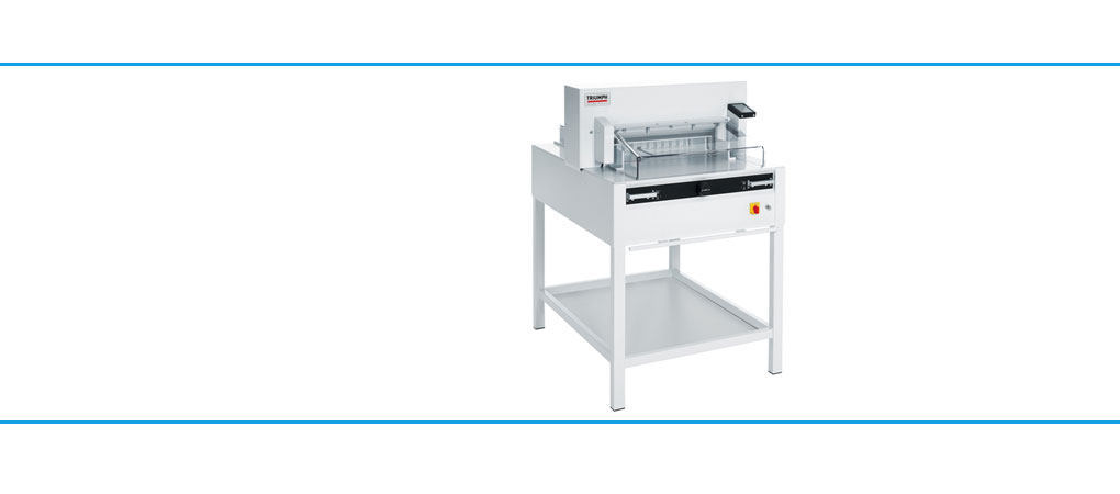 Triumph 5255 Paper Cutter from Chicago Business Machines in Chicago, Illinois